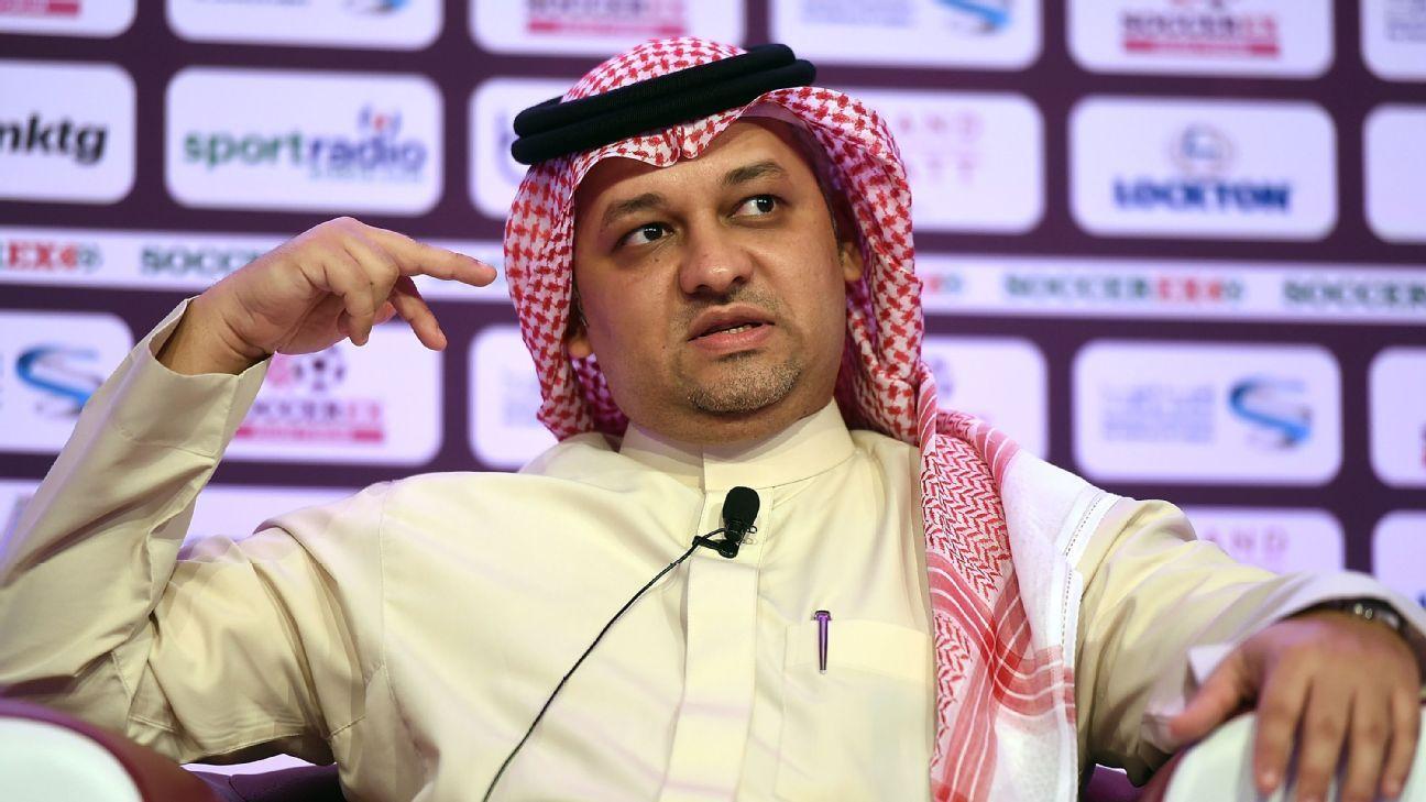 Adel Ezzat resigns from Saudi Arabia post ahead of AFC presidency bid