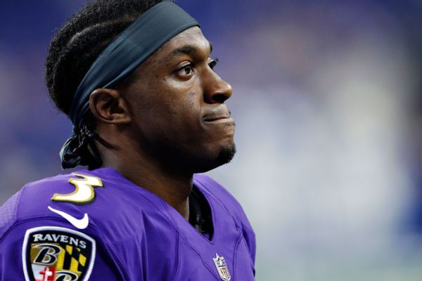 RG III agrees to return to Ravens on 2-year deal