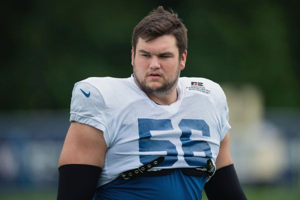 Colts OL Quenton Nelson says viral scream moment is product of editing