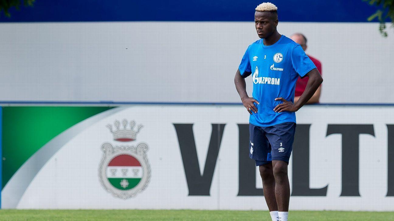 Arsenal move was denied by work permit - Schalke's Hamza Mendyl