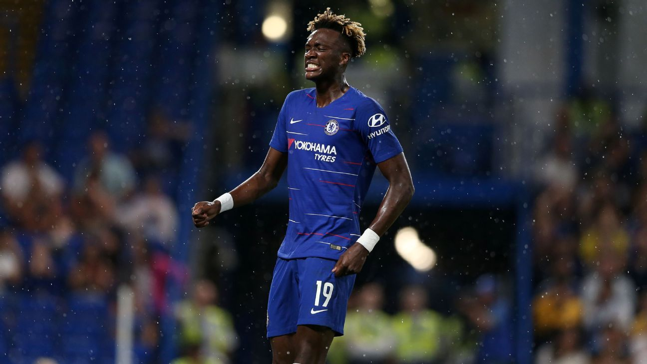 Chelsea's Tammy Abraham close to Aston Villa loan move - sources