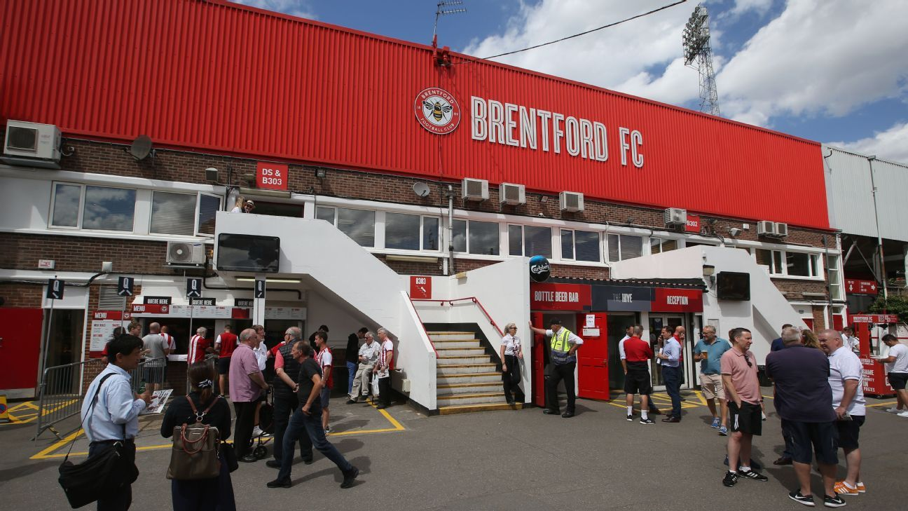 Brentford FC welcome new funeral partners in brilliant fashion