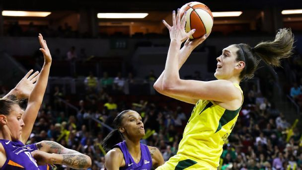Dominant 20: Rebecca Lobo explains why Breanna Stewart is a 'handful for any team'