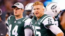 How Jets' Sam Darnold can improve in 2019, sans mentor and burrito buddy