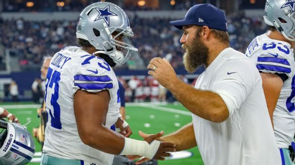 Travis Frederick ready for a normal offseason with Cowboys