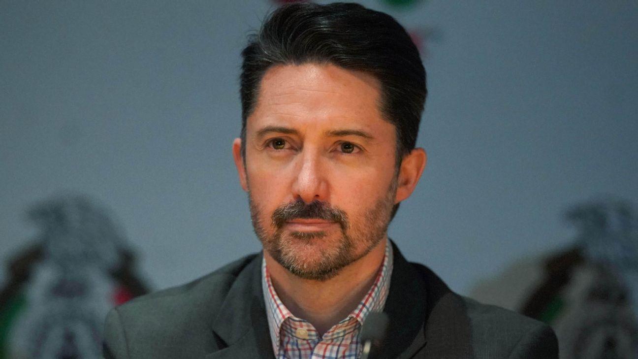 Yon de Luisa quiere que México regrese a torneos de Conmebol