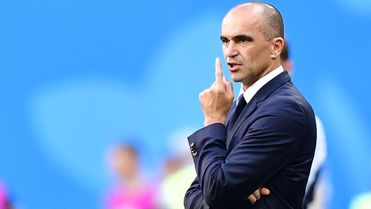Real Madrid yet to contact Belgium's Roberto Martinez over manager's job
