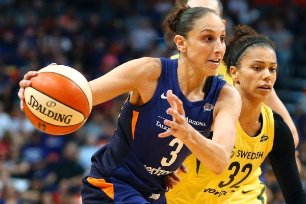 Mercury's Taurasi has surgery, out 10-12 weeks