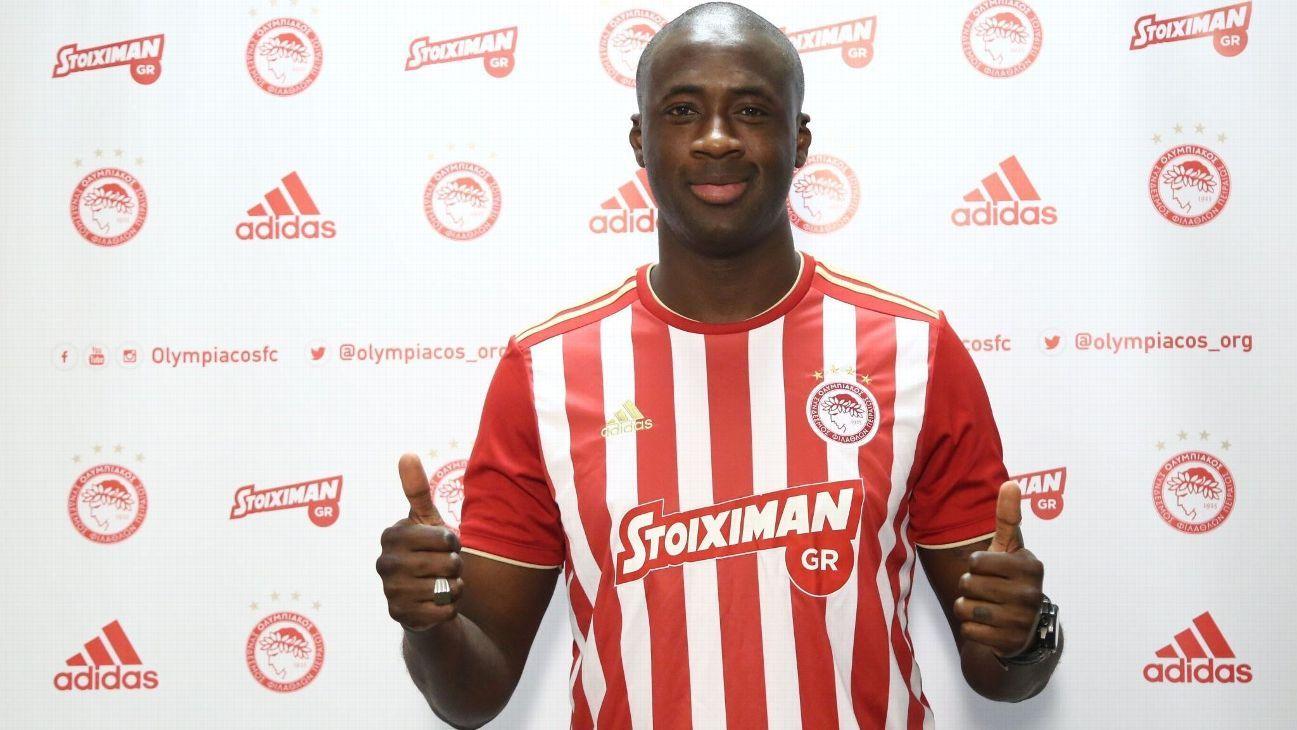 Yaya Touré deja el Olympiakos a tres meses de su llegada