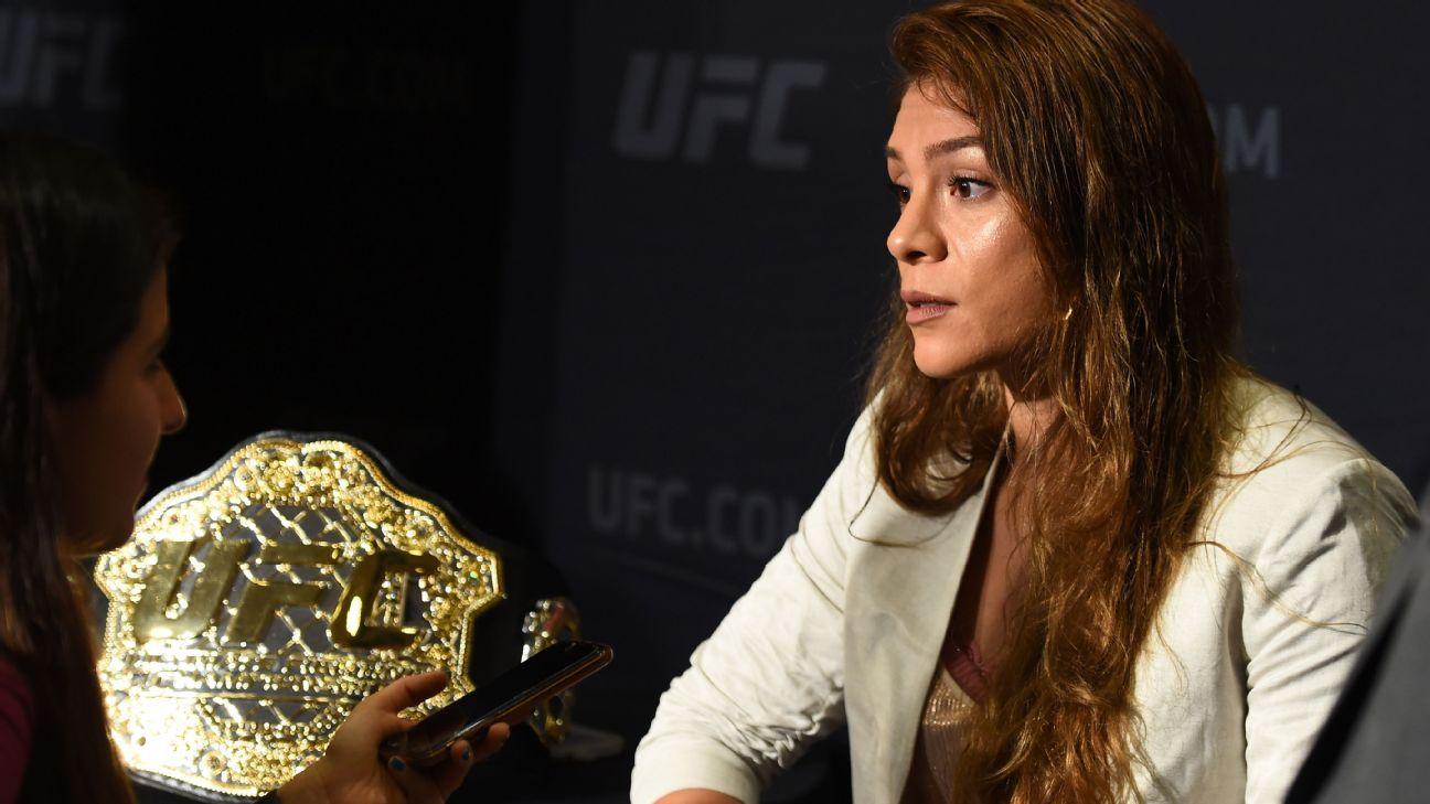 Cuatro peleadores de UFC fueron suspendidos por dar positivo