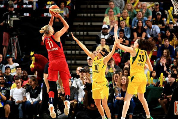 CBS Sports signs multiyear deal with WNBA