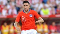 Chile's Diego Valdes apologises for eye gesture ahead of South Korea match