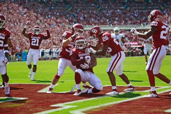 Oklahoma to host game on Sunday for first time