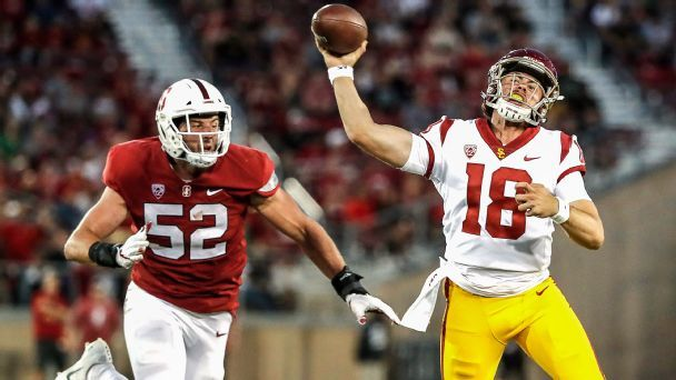 USC 2019 spring preview: Plenty of questions after losing season