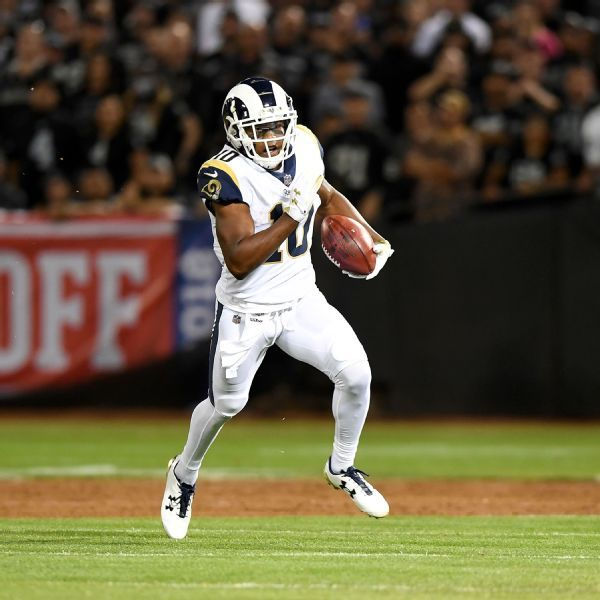 Rams activate KR Pharoh Cooper from injured reserve