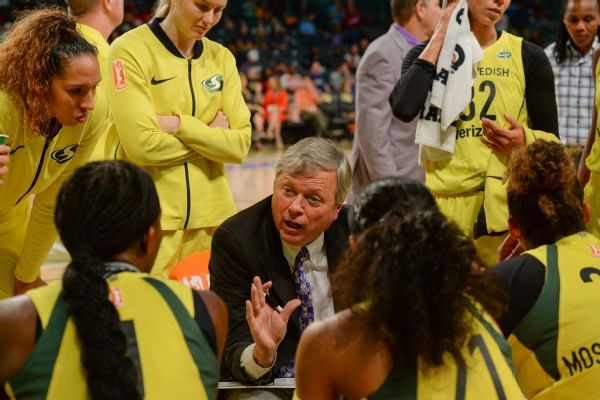 Storm coach Hughes has cancer, to have surgery