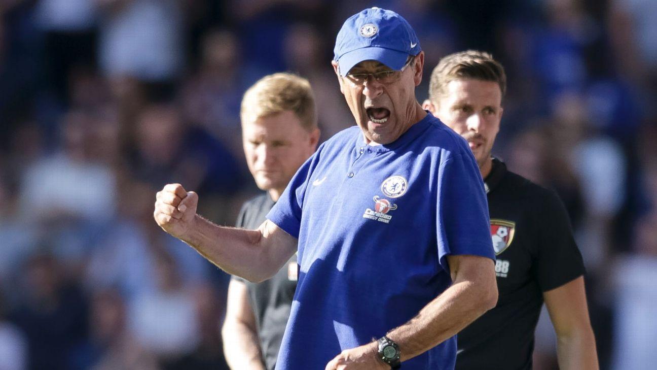 Transfer Talk: Christian Pulisic in Chelsea's sights as Maurizio Sarri plans £200m spree