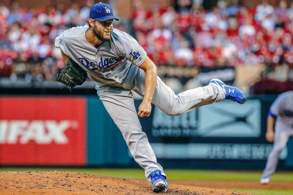 After Friday step-back, Clayton Kershaw expected to resume throwing next week
