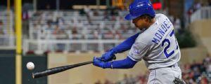 Royals pone a Mondesí en lista de lesionados