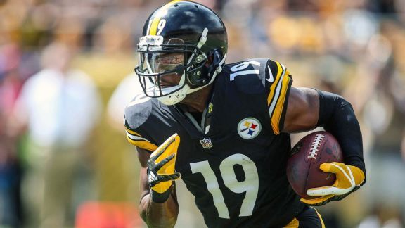 JuJu Smith-Schuster ready for No. 1 role with Steelers if needed