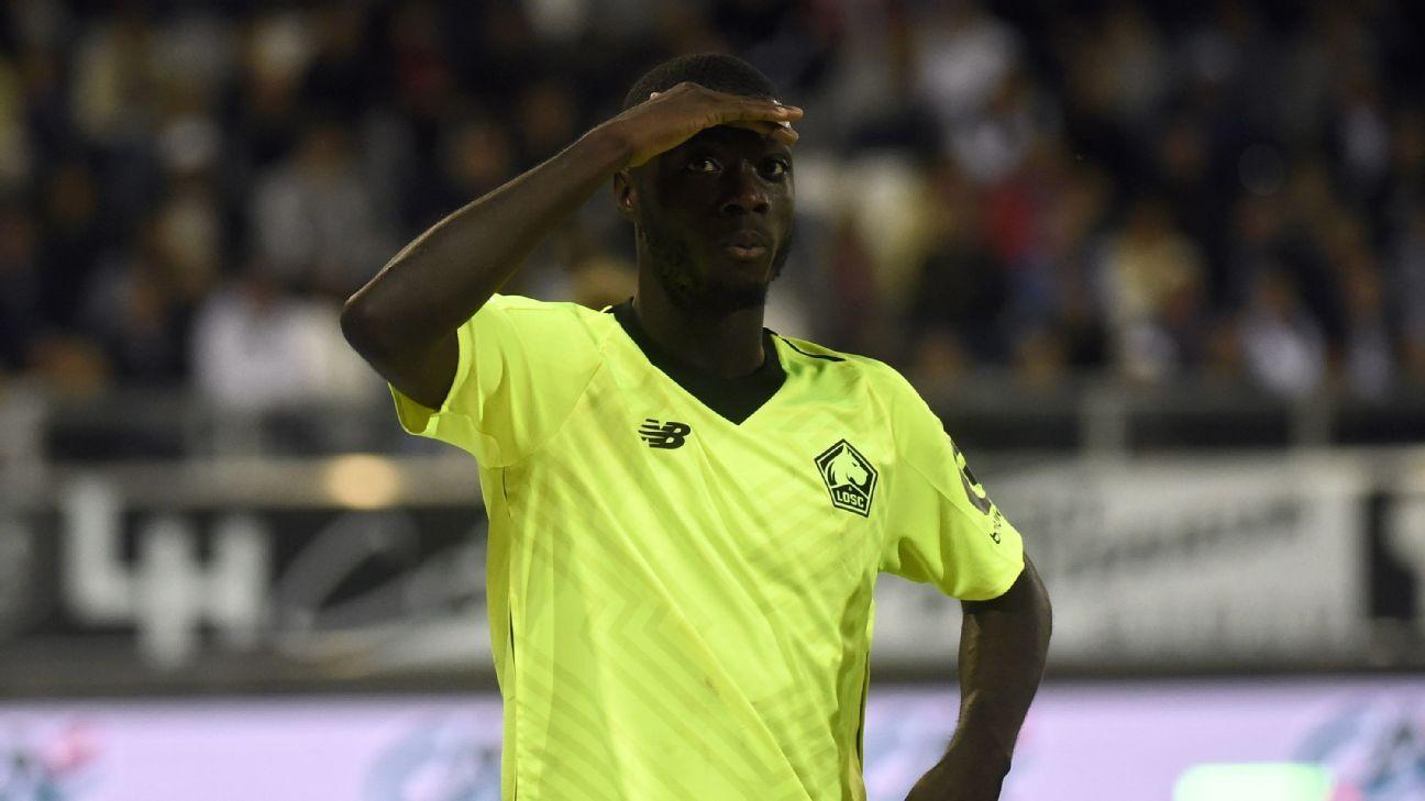 Transfer Rater: Nicolas Pepe to Man City, Cengiz Under to Tottenham