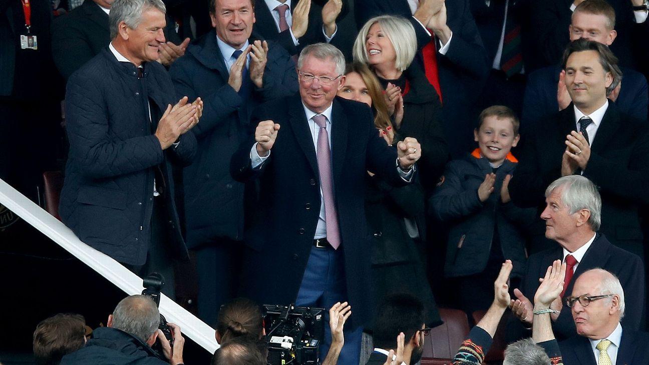 Sir Alex Ferguson volverá al banco del Manchester United para conmemorar el Triplete