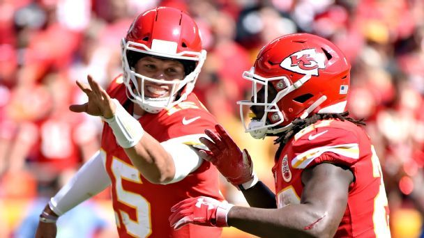 Notable bets: 'Square dog' Chiefs getting majority of MNF action