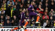 Manchester City well-tested by Oxford United in Carabao Cup win