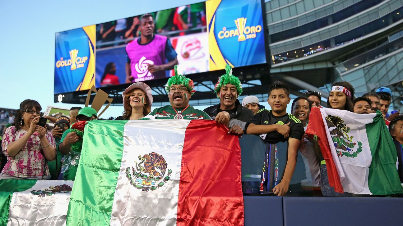 La final de la Copa Oro 2019 se disputará en Chicago, en el Soldier Field