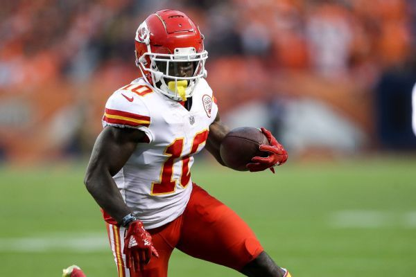 Chiefs' Hill will not face child abuse charges