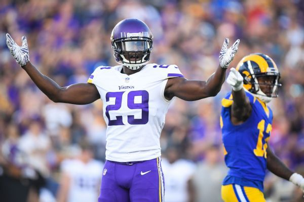 Zimmer on CB Rhodes: 'He needs to play better'
