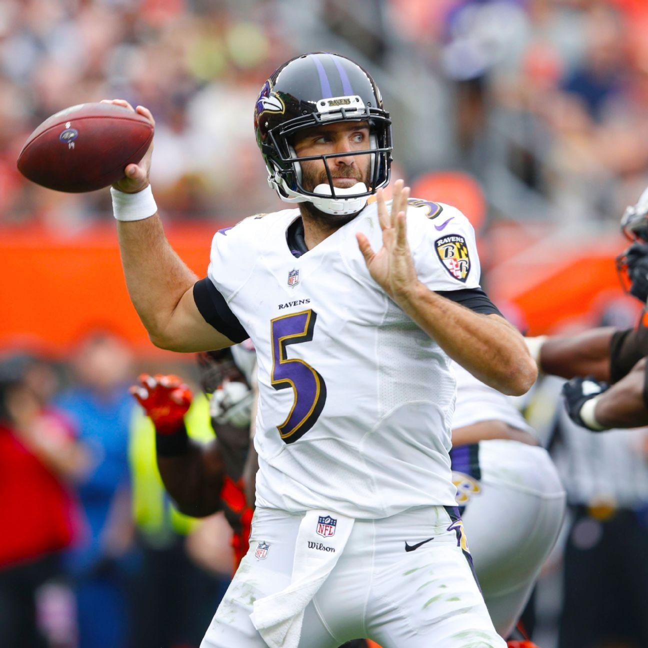 Baltimore Ravens To Trade Joe Flacco To Denver Broncos