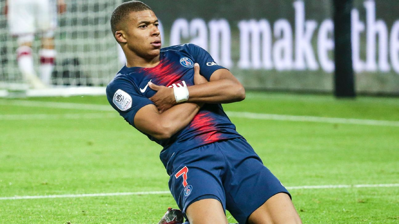 Kylian Mbappe's rise for PSG and France has been meteoric, but what does his future hold?