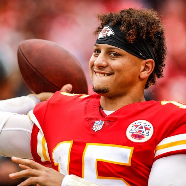 Patrick Mahomes supplants Drew Brees as betting favorite for MVP