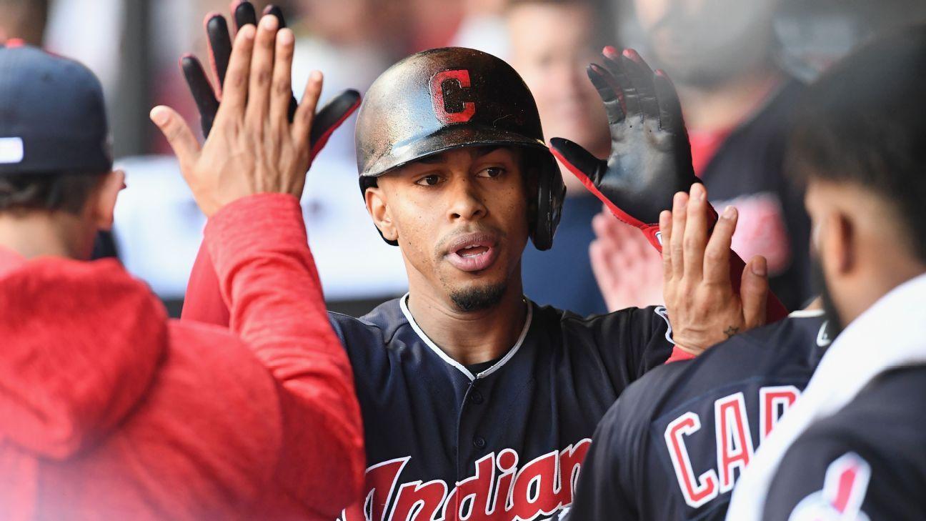 Indians: Francisco Lindor vuelve tras perderse 18 juegos