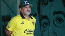 Maradona out as Dorados manager, cites health