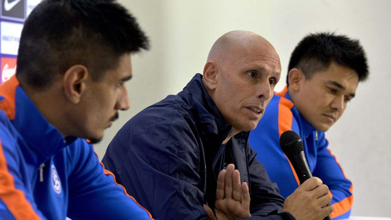 India to step up Asian Cup preparations with China test - Stephen Constantine