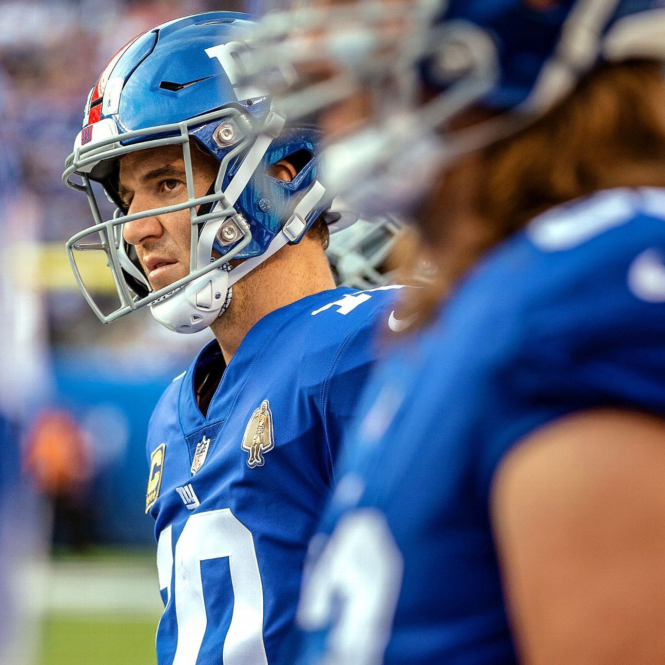 End Of Eli Manning With New York Giants