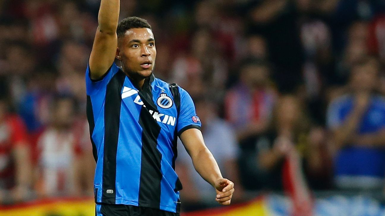 Arnaut Danjuma Groeneveld all but lost to Nigeria after Dutch call-up