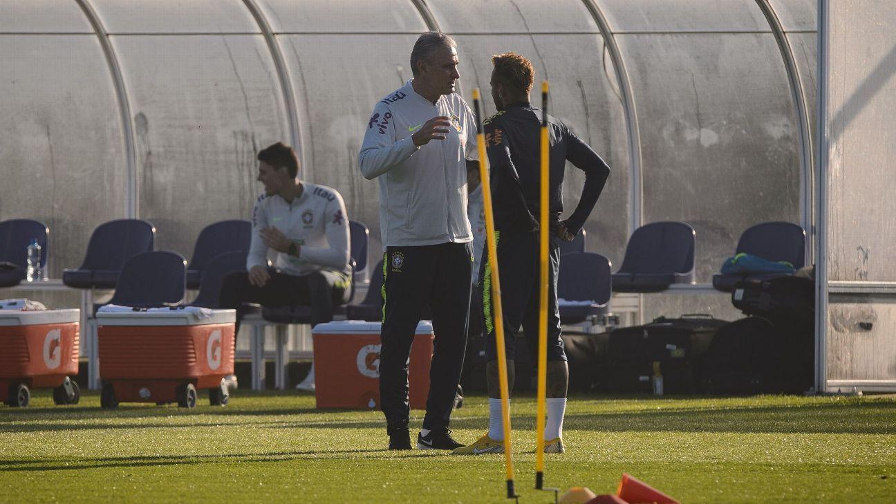 Ederson 'confirma' Neymar como capitão da seleção, mas Tite ainda espera conversa