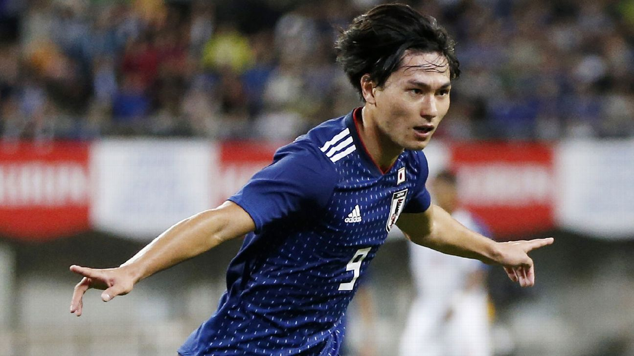 Japan coast to easy win over Panama
