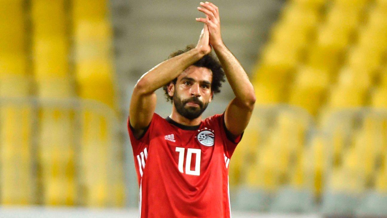 Salah faz gol olímpico em vitória do Egito; Camarões e Costa do Marfim também ganham