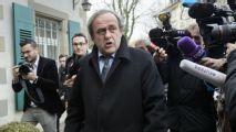 Platini niega en interrogatorio las acusaciones en su contra