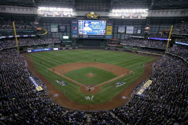 MillerCoors losing stadium naming rights for Brewers in 2021