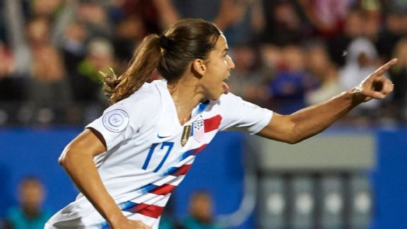 U.S., Canada roll to wins and book Women's World Cup 2019 spots