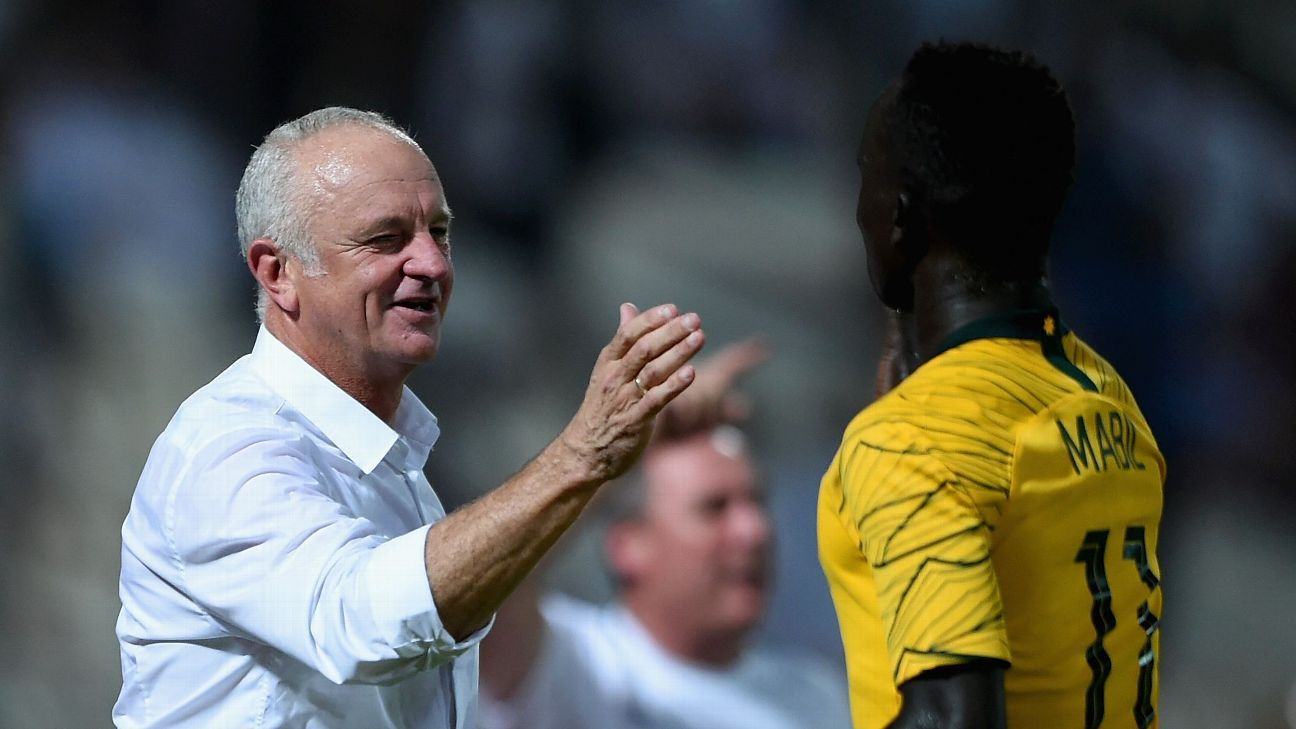 Graham Arnold rejects Hibernian job link: 'I am surprised to learn of the speculation'
