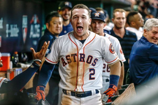 Source: Astros extend Bregman with 6-year deal