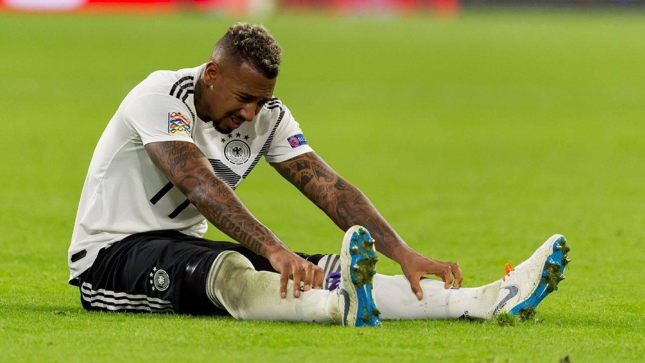 Alemanha não será cabeça de chave das eliminatórias da Euro pela 1ª vez na história