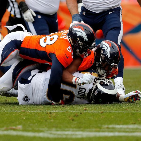 Art of the Sack: It fuels Von Miller, Bradley Chubb and Melvin Ingram