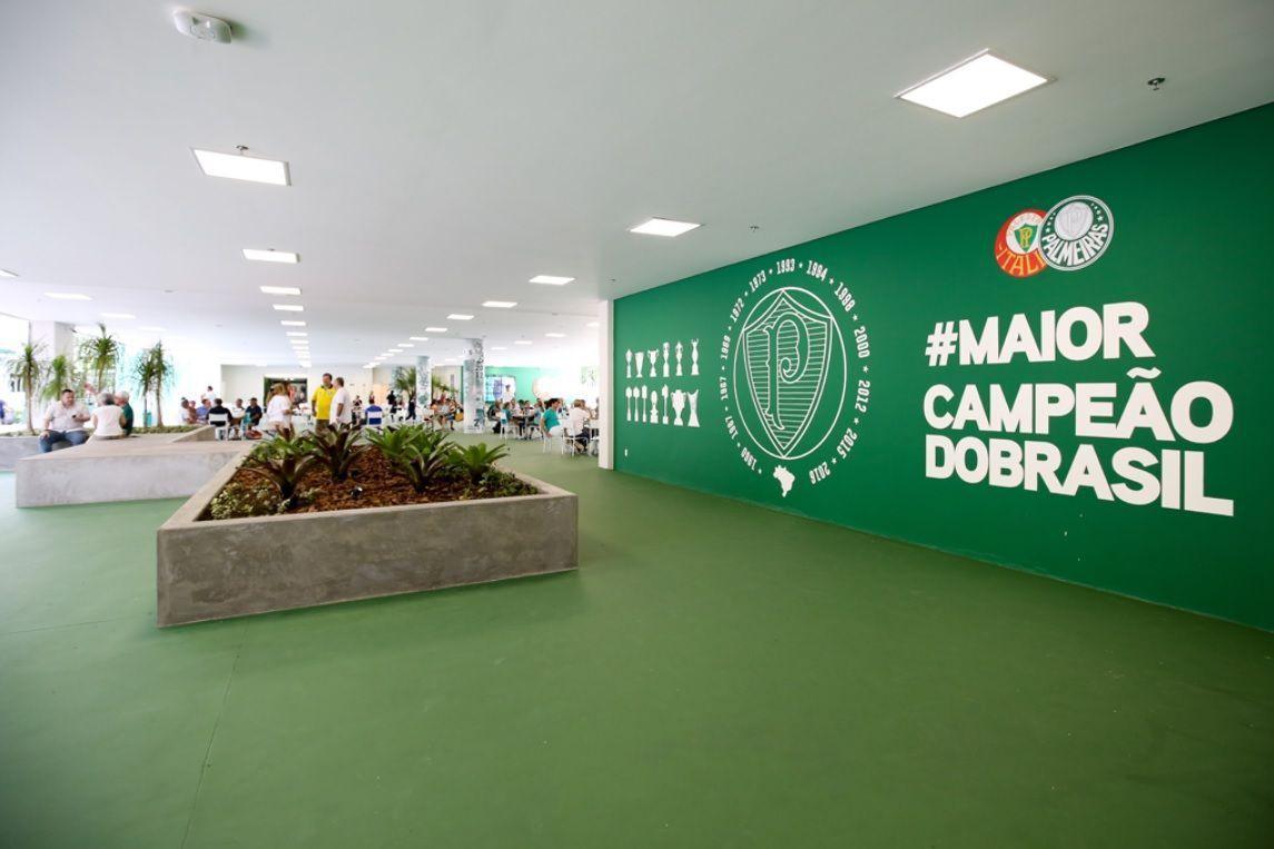Palmeiras fecha acordo com a Globo: 'Tivemos nossos pleitos atendidos'